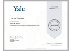 Financial Markets Certificate