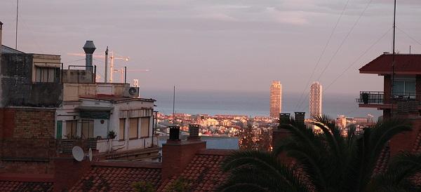Barcelone - secteur touristique anglais